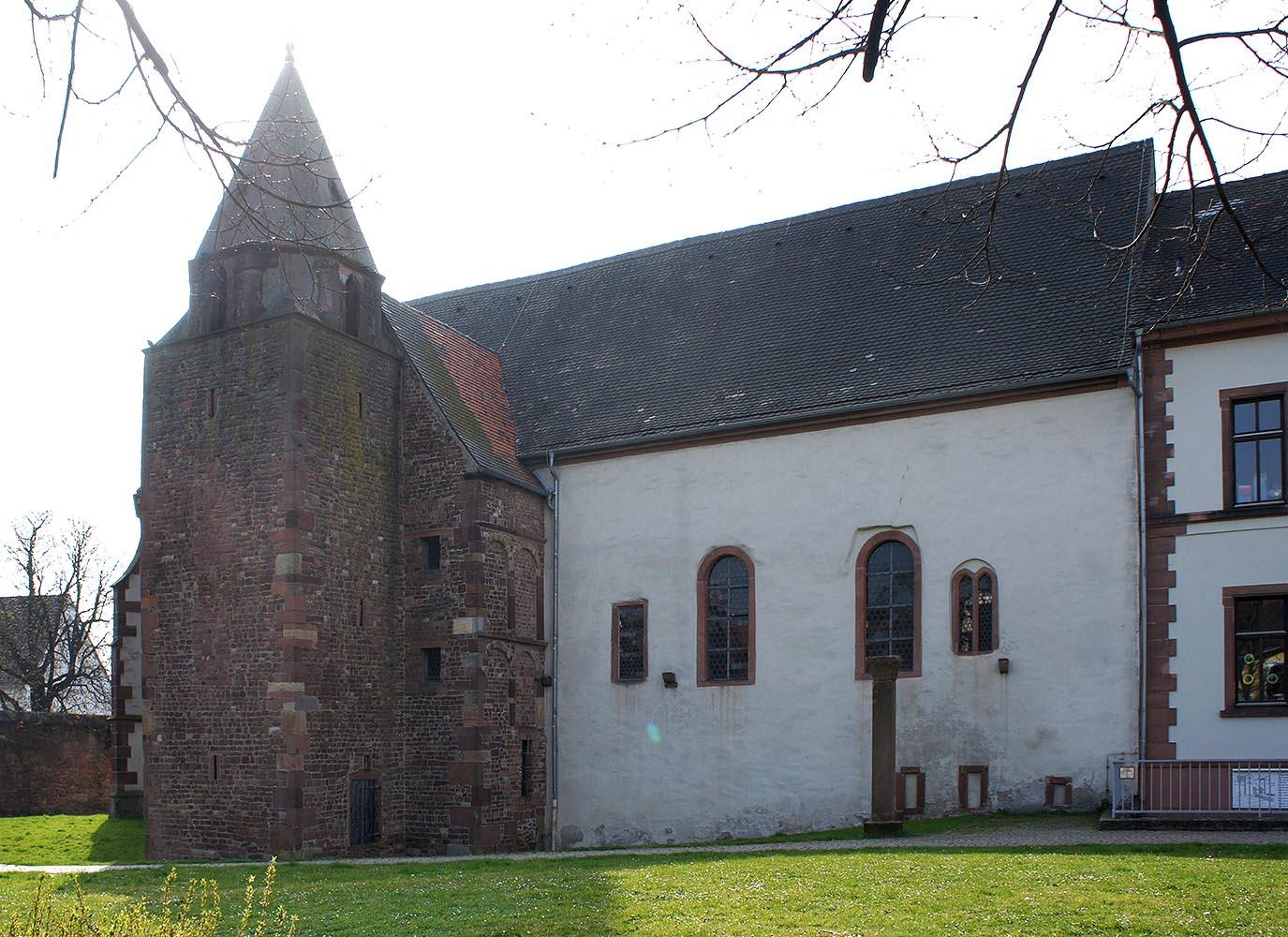 St. Sebastian, Ladenburg