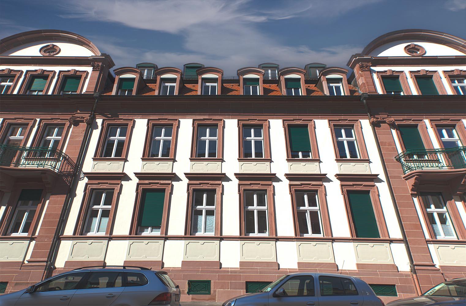 Eisenlohrstr. 6-8, Heidelberg