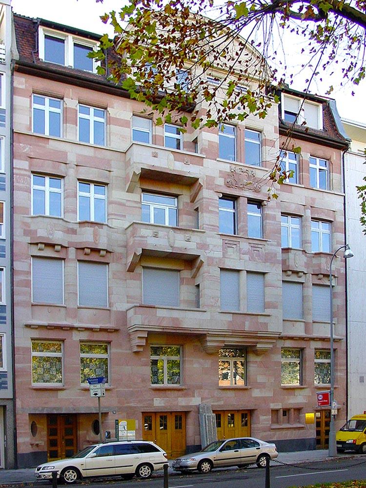 Augustaanlage 34, Mannheim