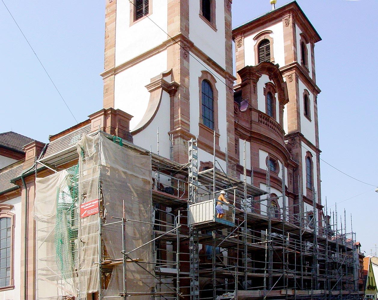 St. Jakobus, Mannheim-Neckarau