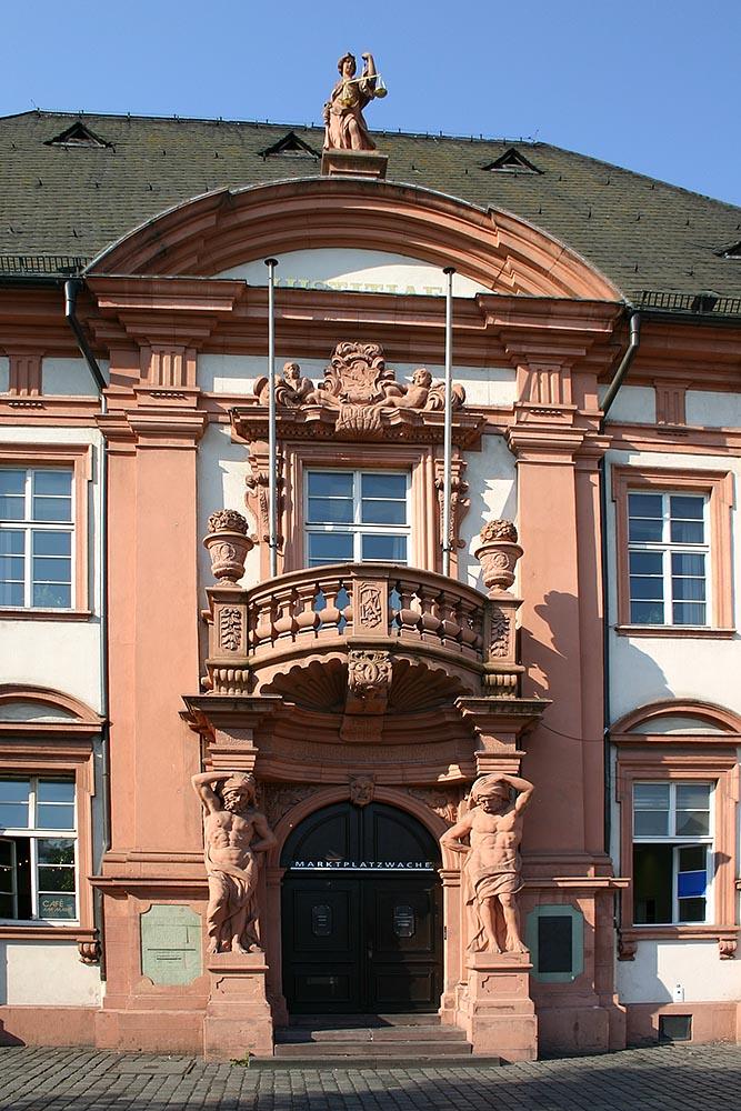 Altes Rathaus / St. Sebastian, Mannheim