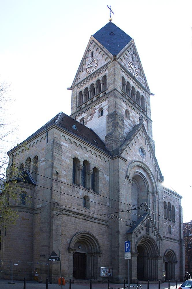 Herz Jesu, Mannheim