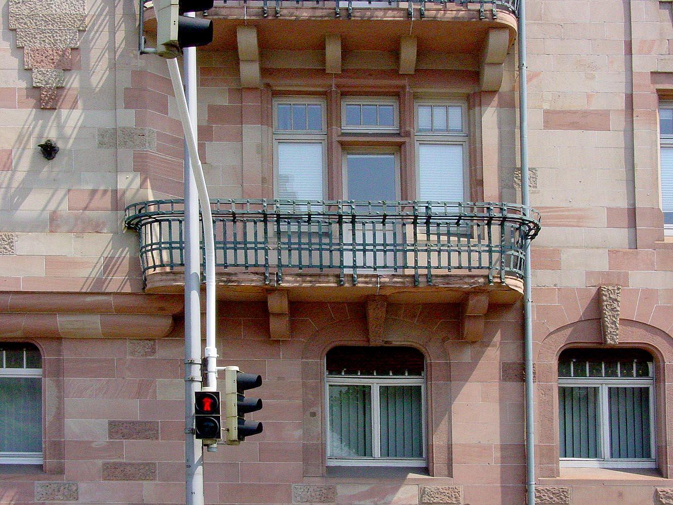 L4, 1, Mannheim