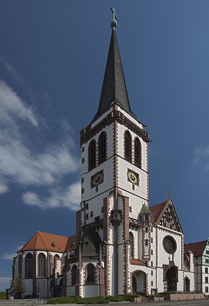 Liebfrauenkirche, Mannheim