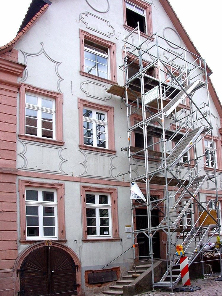 Historisches Rathaus, Neckarsteinach