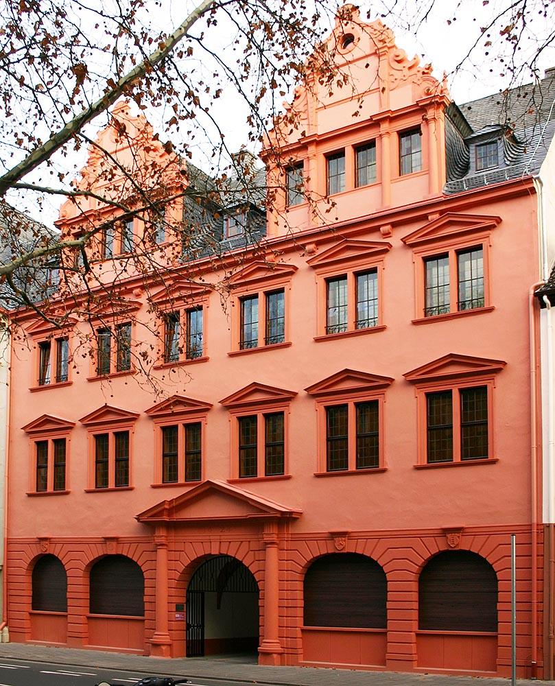 Friedrichskirche & Rotes Haus, Worms