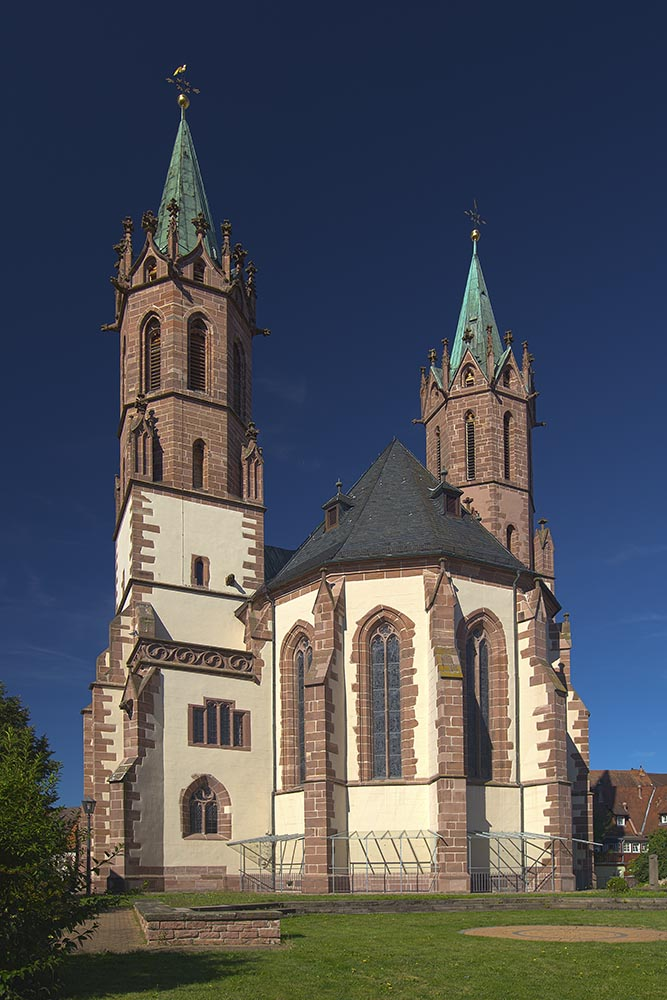 St. Gallus, Ladenburg