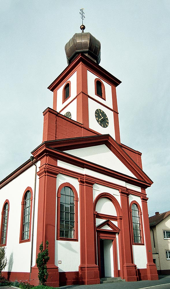 St. Michael, Neckarhausen
