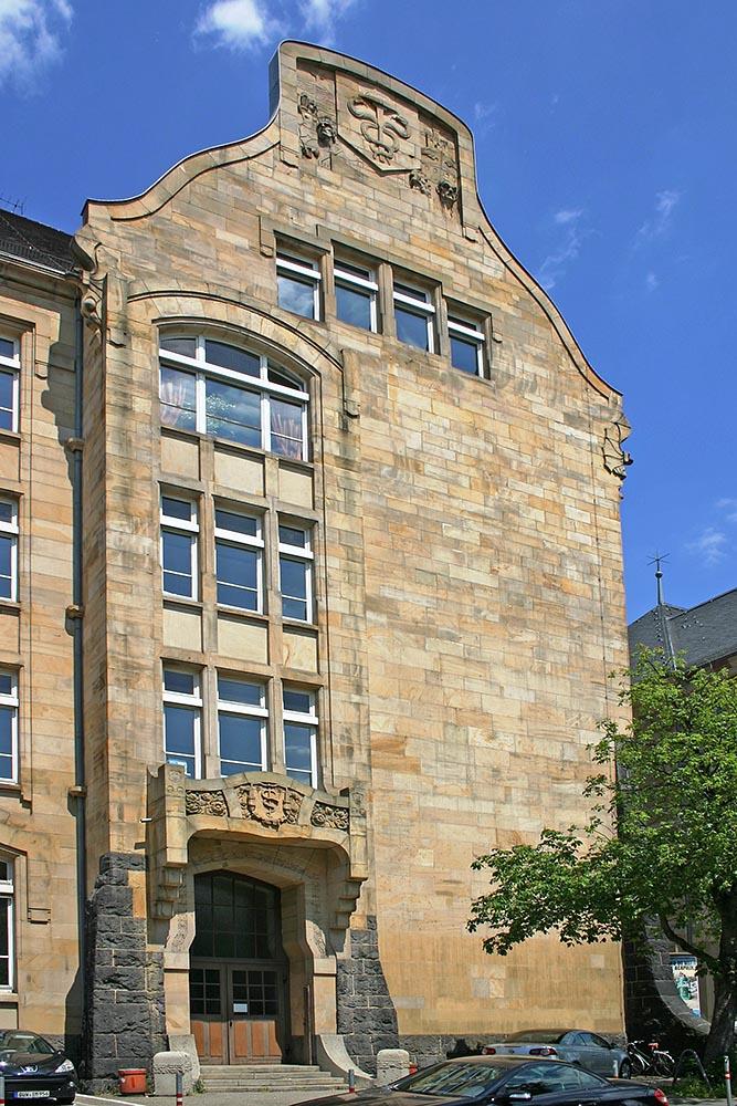Friedrich-List-Schule, Mannheim