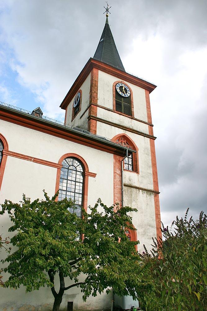 Michaelskirche, Reichelsheim