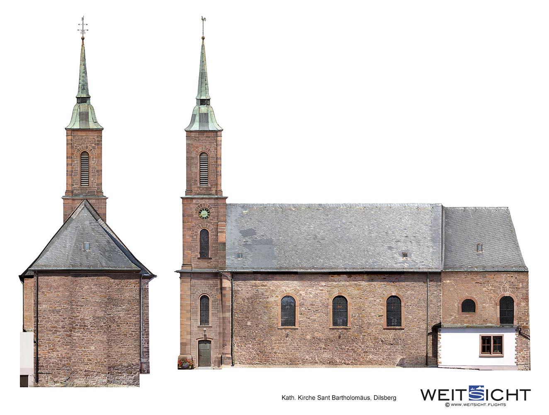 St. Bartholomäus, Dilsberg