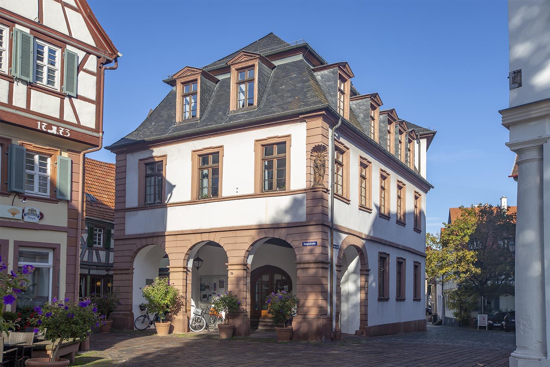 Altes Rathaus, Ladenburg