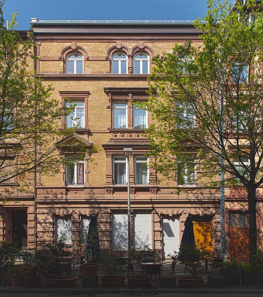 Beilstraße 19, Mannheim