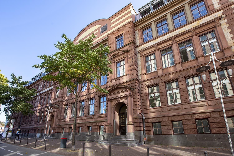 Eberhard-Gothein-Schule, Mannheim