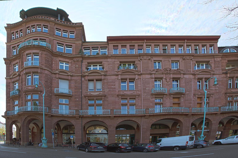 Friedrichsplatz 14, Mannheim