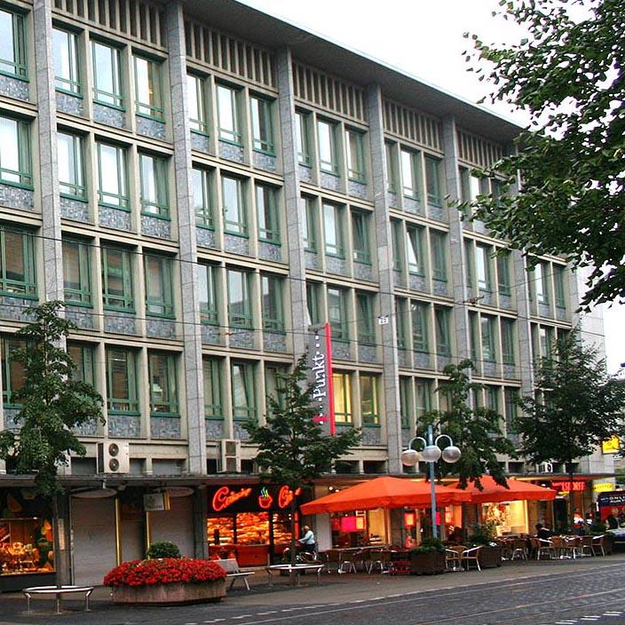 Ehem. Postamt, Mannheim