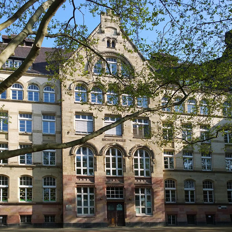 Humboldt-Schule, Mannheim
