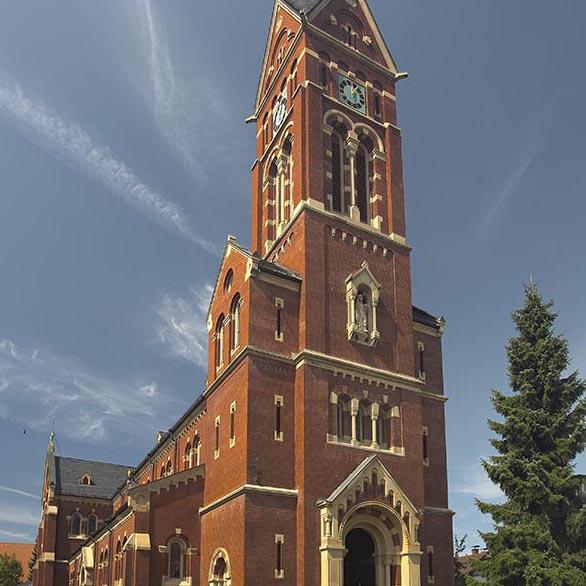 St. Nikolaus, Plankstadt