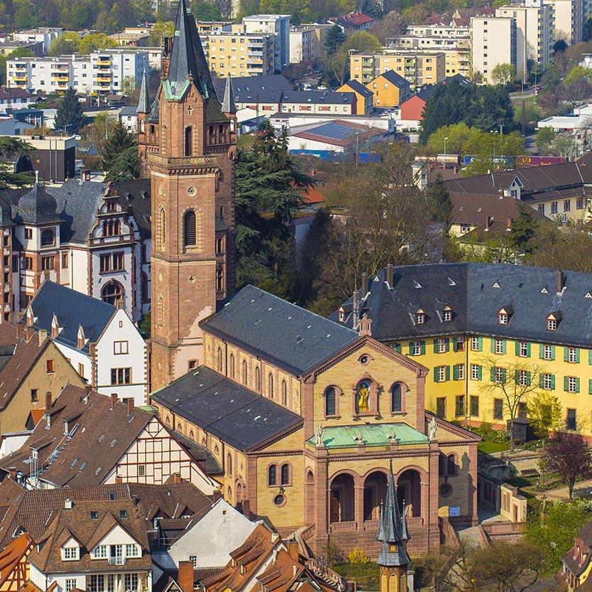 St. Laurentius, Weinheim
