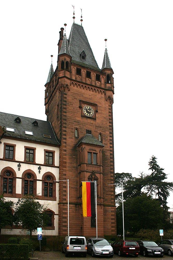 Rathaus, Weinheim