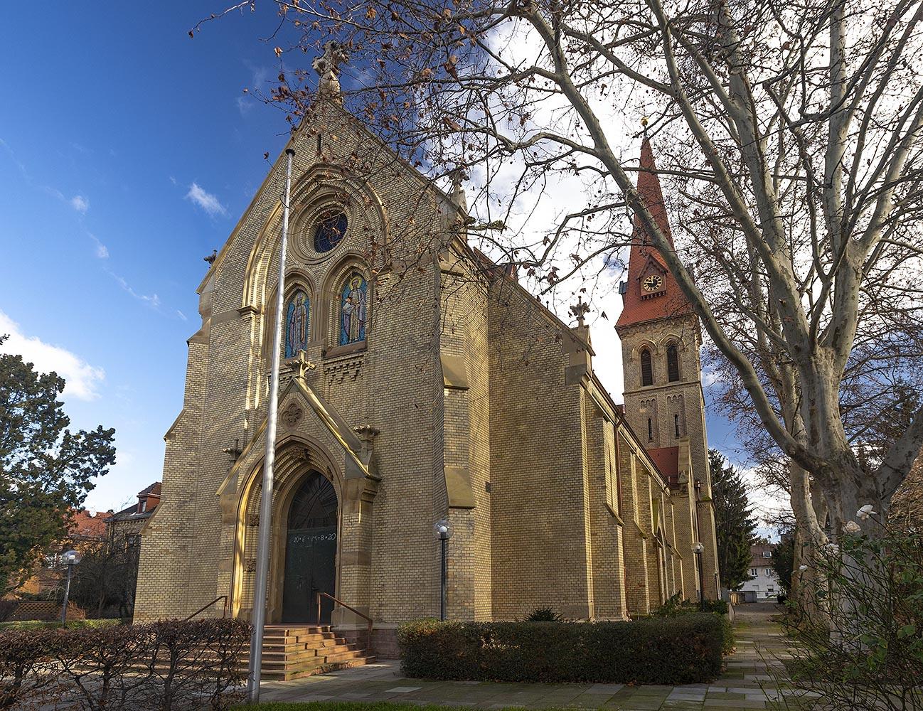 St. Bartholomäus, Mannheim