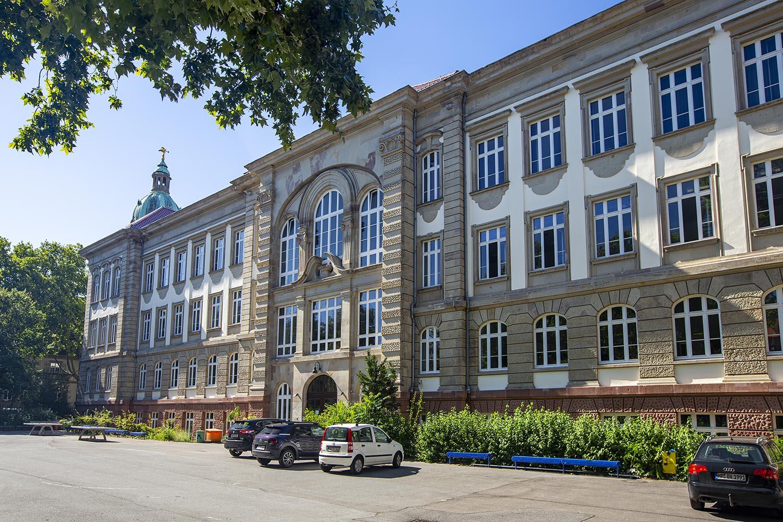 Tulla-Realschule, Mannheim