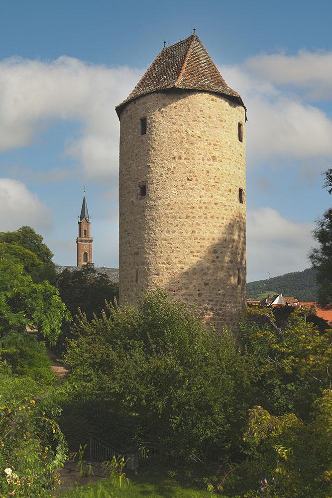 Blauer Hut, Weinheim